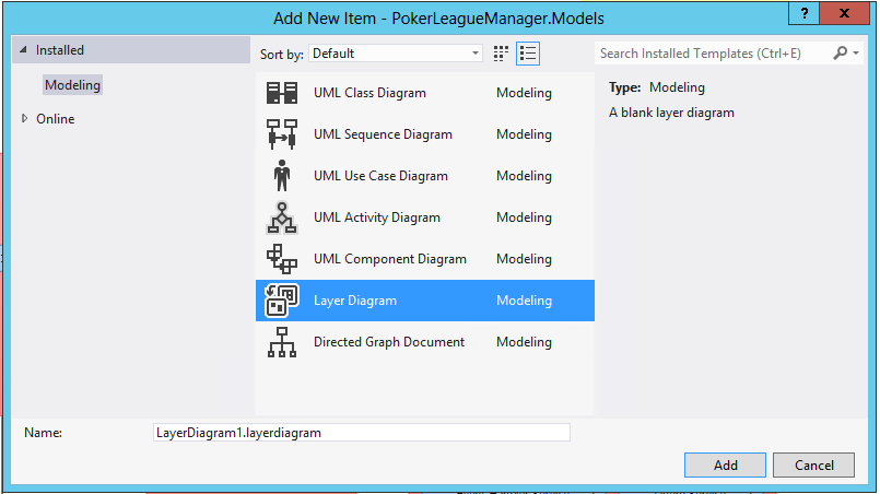 Using Visual Studio Layer Diagrams for Fun and Profit - Imaginet